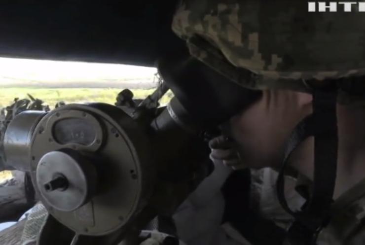 На Донбасі зафіксували чотири обстріли противника