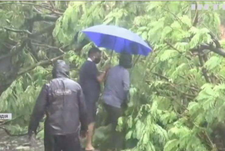 Циклон в Індії: шестеро людей стали жертвами