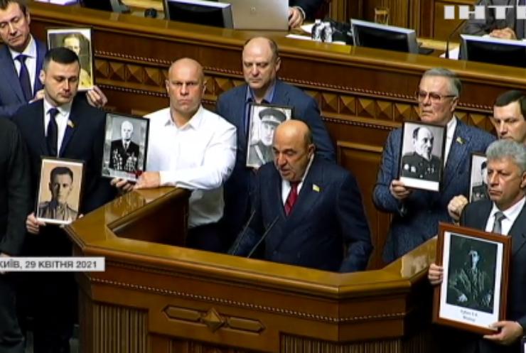 В Україні готуються до 76 річниці перемоги над нацизмом
