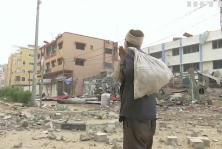Ескалація у Секторі Гази: загинули 277 мирних жителів