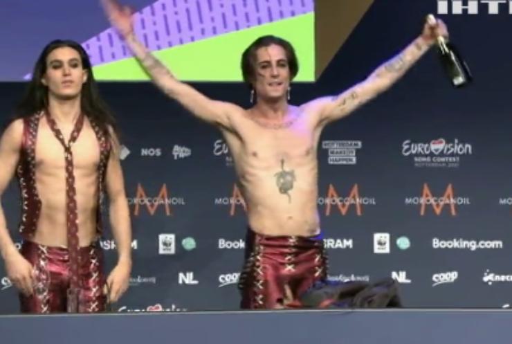 Переможець Євробачення здав тест на заборонені речовини