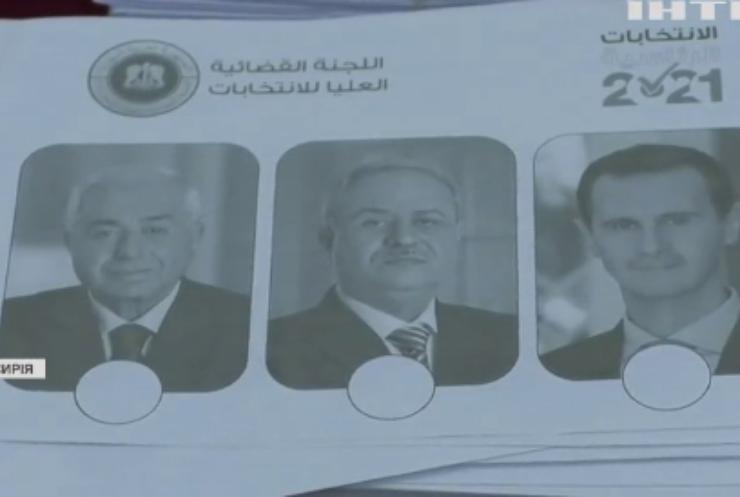Президентські вибори у Сирії: опозиція називає перегони нечесними
