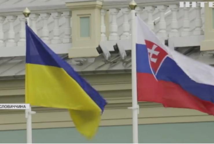 Прем'єр міністр Словаччини зустрінеться з Президентом Володимиром Зеленським