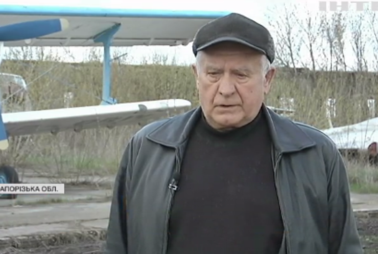 Кладовище літаків під Запоріжжям: чи можна раритет підняти у повітря?