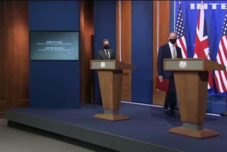 Очільника Держдепартаменту США зустрічатимуть в Україні