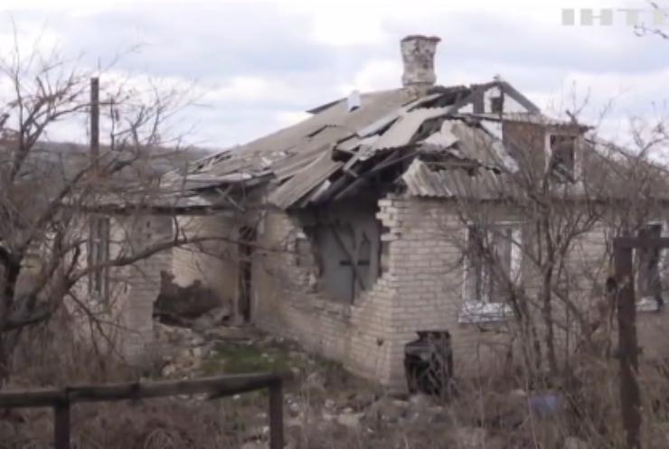 Війна на Донбасі: противник шість разів атакував українські позиції