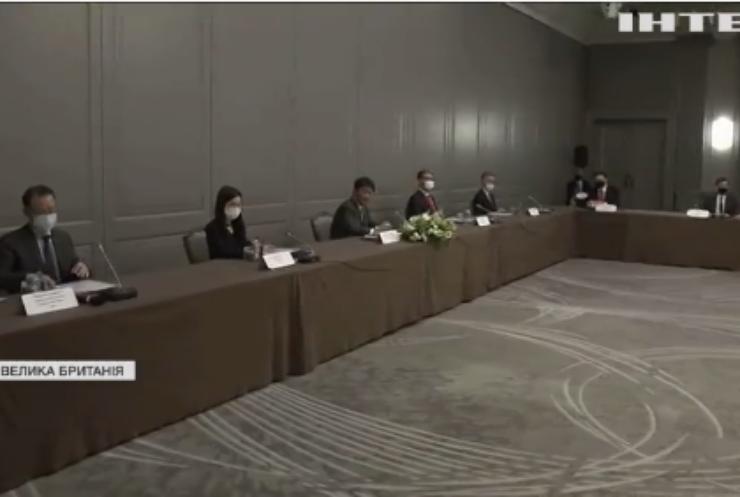 У Лондоні відбувся саміт Великої сімки: що обговорили дипломати?