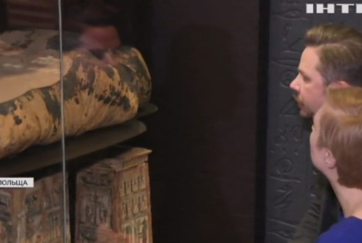 Польські археологи виявили вагітну мумію