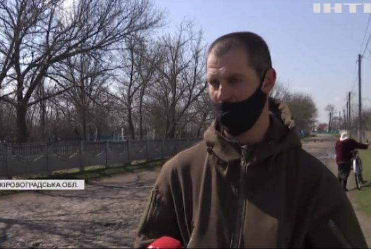 На Кіровоградщині жителі повстали проти далекобійників