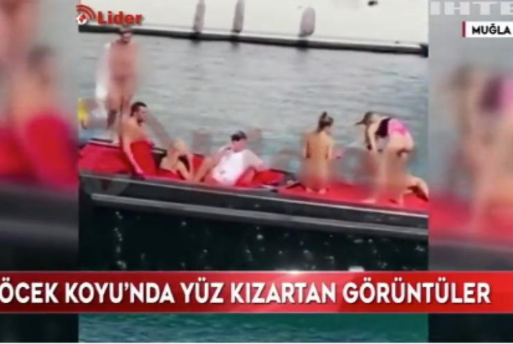 Скандал у Туреччині: українки влаштували оголену фотосесію під час Рамадану