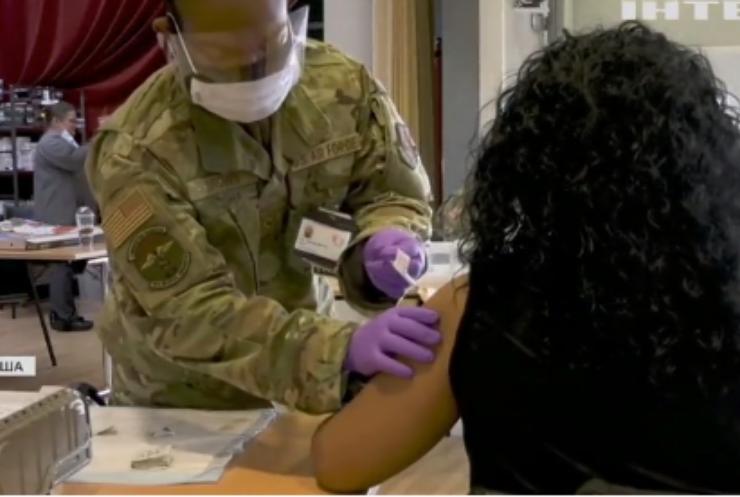 Джо Байден розповів план вакцинації від коронавірусу