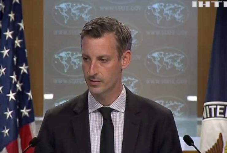 У США закликали Росію припинити конфлікт на сході України