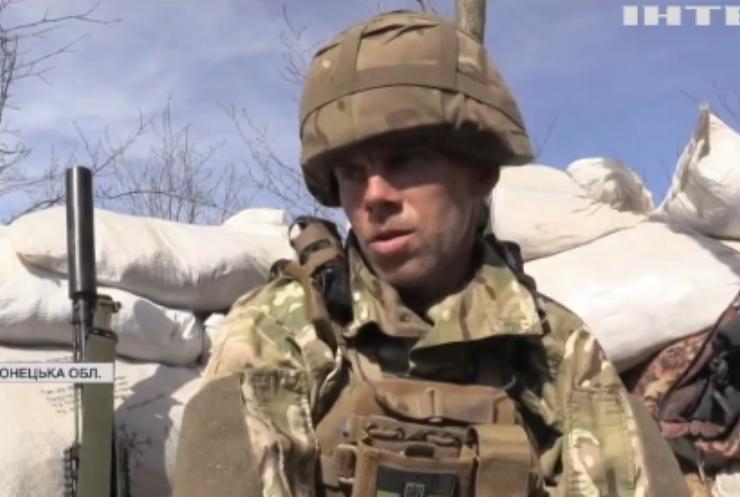 Війна на Донбасі: загинув український військовий 93 бригади