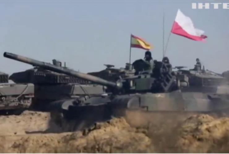 В Європі відбудуться широкомасштабні навчання НАТО