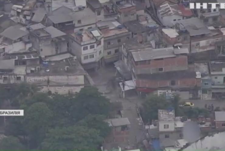Стрілянина в Ріо-де-Жанейро: загинули 25 людей