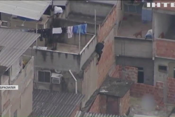 Стрілянина у Бразилії: спецоперація закінчилась вбивствами