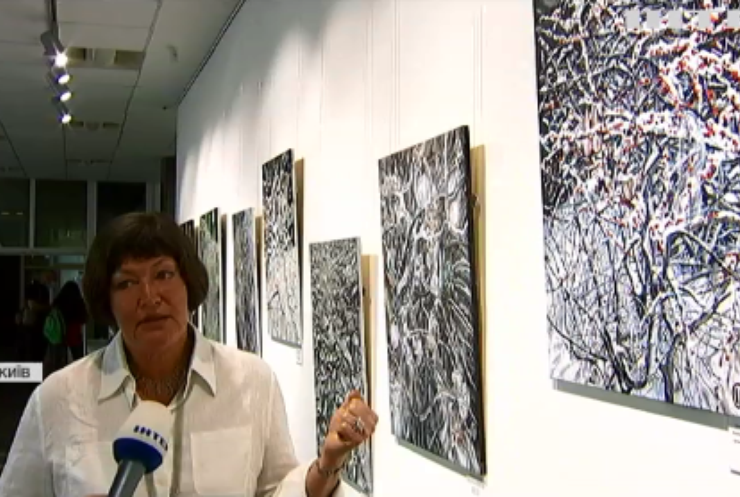 Художниця Ірина Акімова поділилася своїм поглядом на пори року