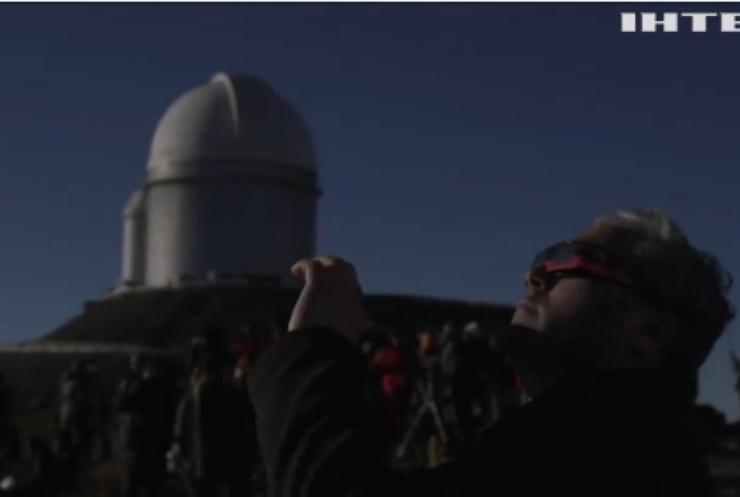 У світі відбудеться сонячне затемнення