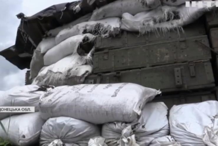 Війна на Донбасі: противник атакував з гранатометів