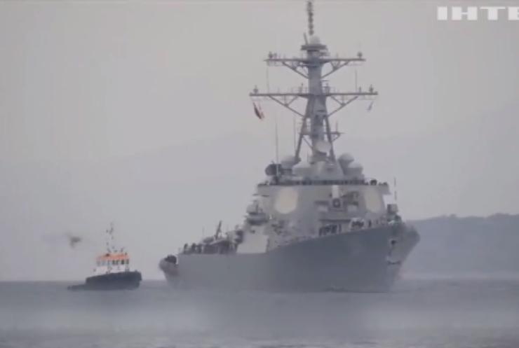 До Чорного моря прямує американський військовий човен