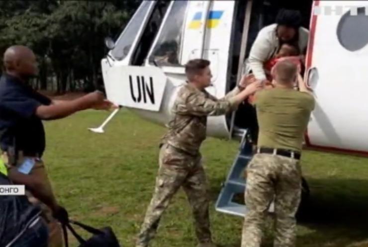 У Конго збільшується кількість українських миротворців