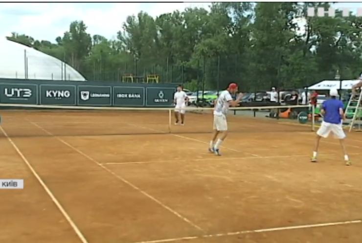 Турнір з тенісу у Києві: яка атмосфера панувала на кортах?