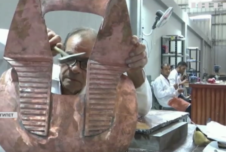 В Єгипті виготовляють копії стародавніх артефактів