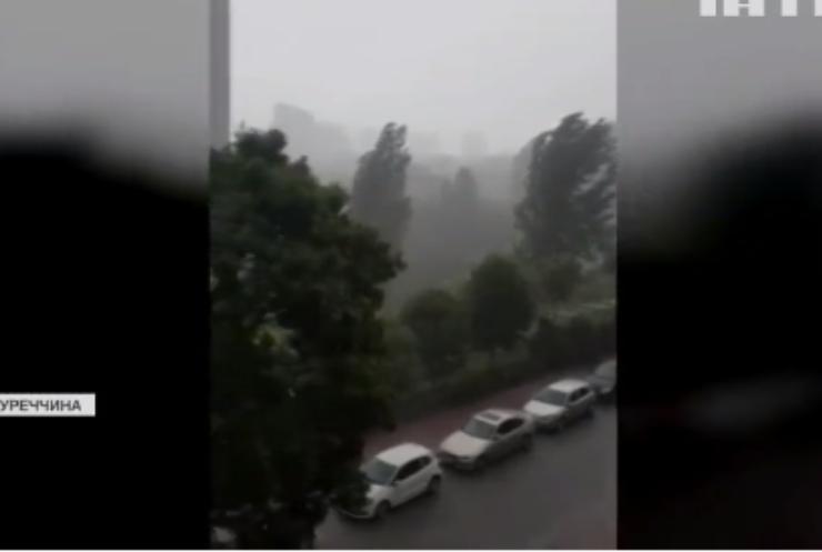 Анкара потерпає від рясних дощів