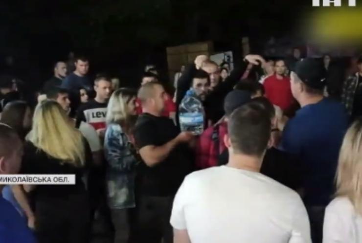 На Миколаївщині люди постраждали від зламаного атракціону