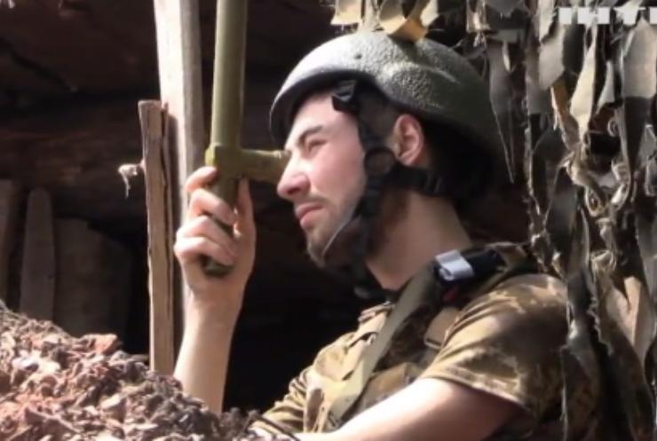Війна на Донбасі: двоє українських військових підірвалися на міні