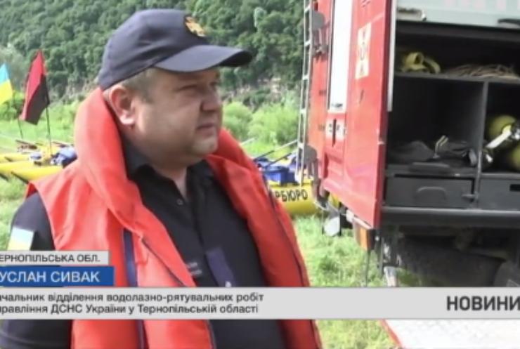 На Тернопільщині знайшли тіла затонулих підлітків