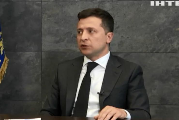 Володимир Зеленський прокоментував можливу зустріч з Путіним