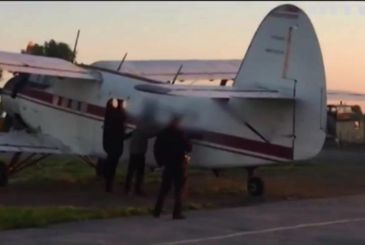 На Житомирщині затримали порушника повітряного простору