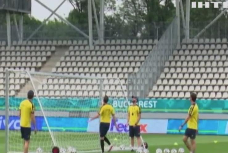 Збірна України пройшла до однієї восьмої фіналу Євро-2020