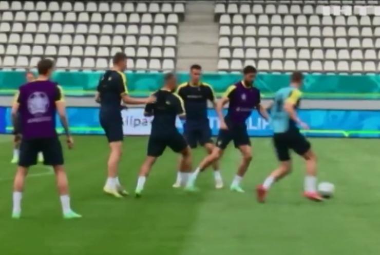 Євро-2020: Швеція може не допустити вболівальників із України