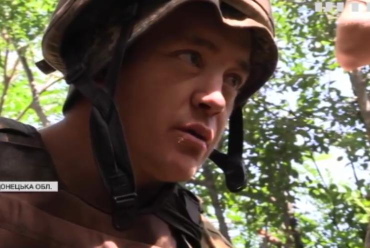 Війна на Донбасі: противник знову обстріляв мирних жителів