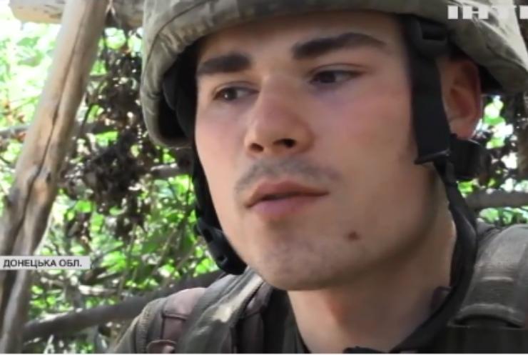 Війна на Донбасі: ворог кинув у бій важку зброю