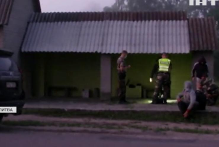 Литва намагається боротися з міграційною кризою