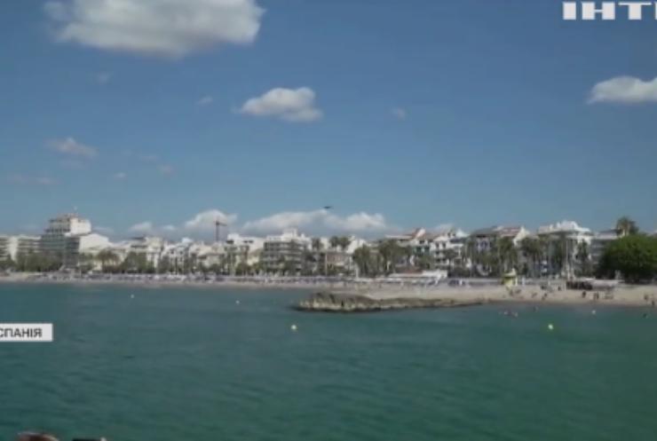 В Іспанії контролюють пляжі за допомогою дронів