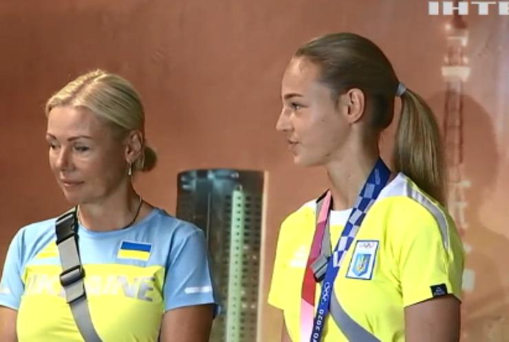 Олімпійська призерка повернулася в Україну: як спортсменка виборювала перемогу?