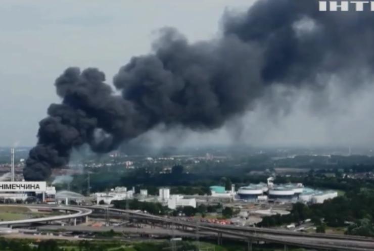 Вибух на хімічному заводі Німеччини: поранені 30 людей