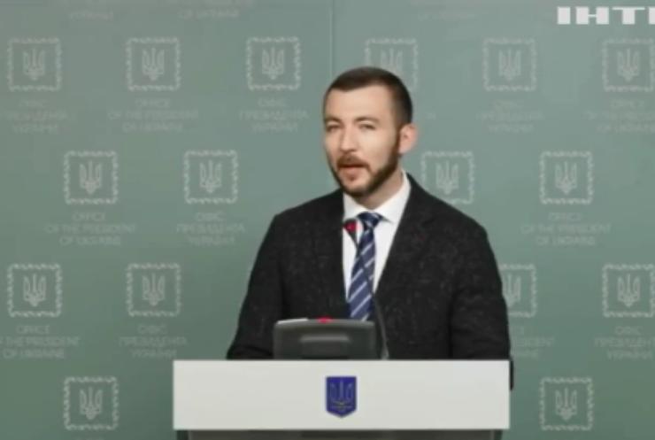 Руслан Хомчак залишає пост Головнокомандувача ЗСУ