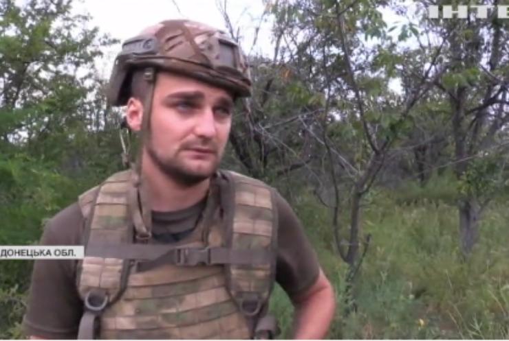 Війна на Донбасі: противник не дотримується ніяких домовленостей