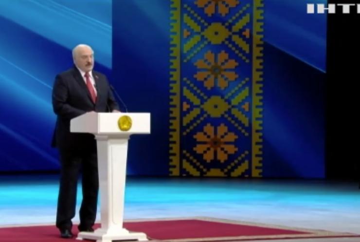 """Олександр Лукашенко """"перекрив"""" кордон із Україною"""