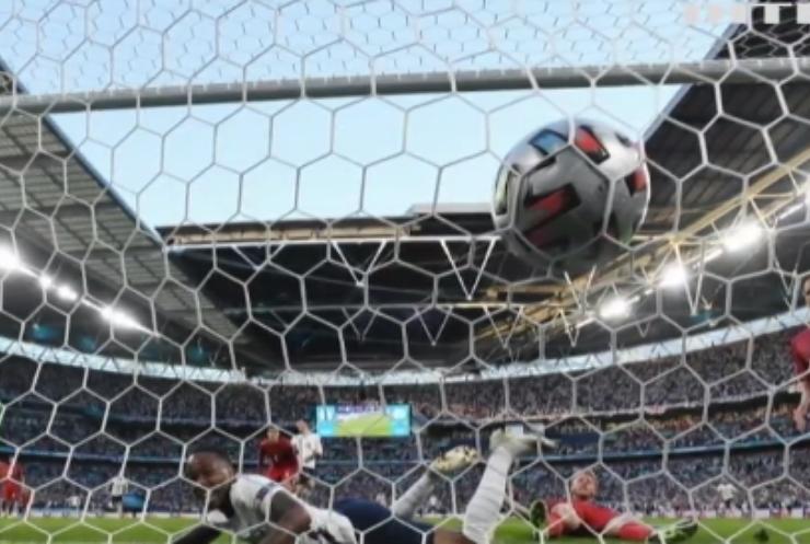 Євро-2020: збірна Англії переграла данців і вийшла у фінал