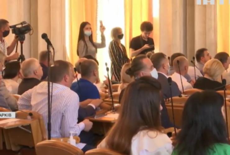 Голову Харківської обласної ради звільнили через підозру у хабарі