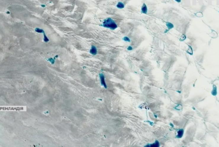 У Гренландії льодовики почали вдвічі швидше танути