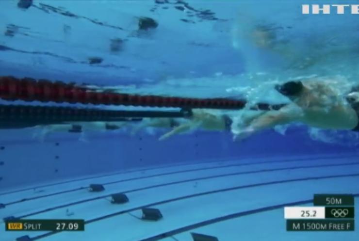 На Олімпійських іграх Михайло Романчук виборов першу срібну медаль для України