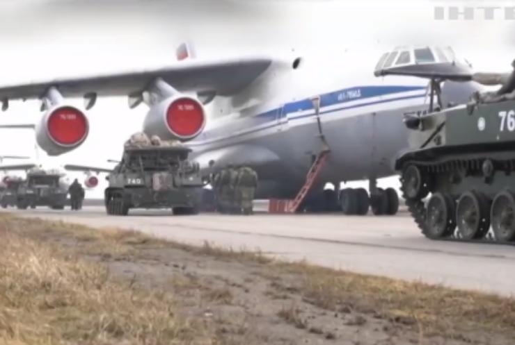 Росія хоче сформувати у Криму новий десантно-штурмовий полк