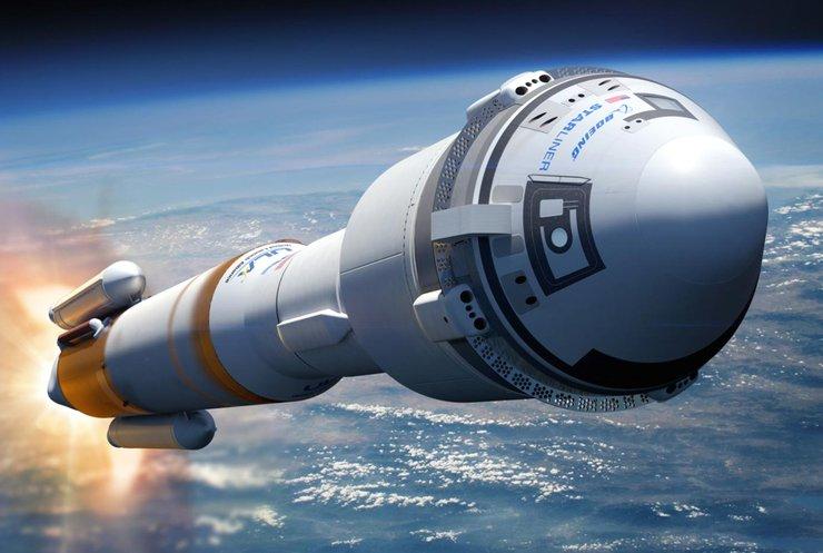 Boeing запустить Starliner до МКС